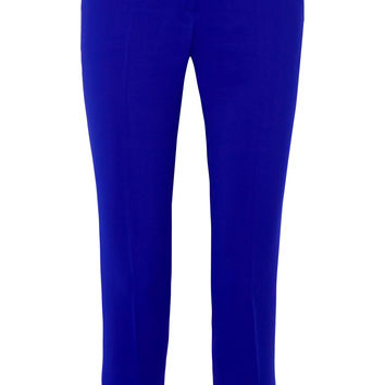 Etro - Stretch-crepe tapered pants
