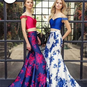 Val Stefani - 3215RB - Prom Dress - Prom Gown - 3215RB