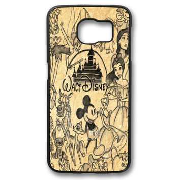 Disney Samsung Galaxy S6 Case