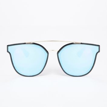Double Bar Sunglasses