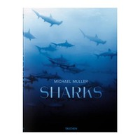 Michael Muller Sharks Coffee Table Book