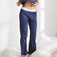 Aerie Softest® Sleep PJ Pant + Lace , Navy