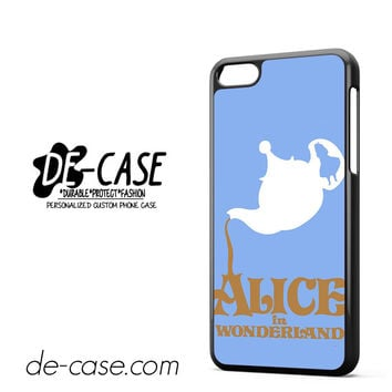 Alice In Wonderland Tea Cup DEAL-533 Apple Phonecase Cover For Iphone 5C