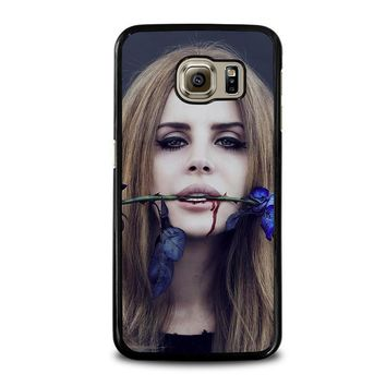 lana del rey samsung galaxy s6 case cover  number 2