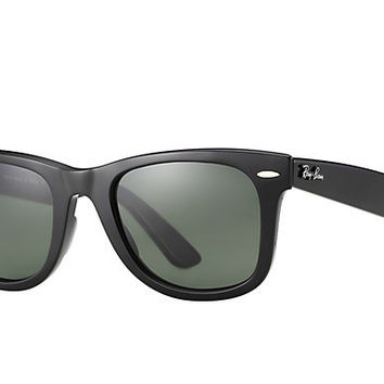 Ray Ban Wayfarer Sunglass Black RB 2140 901