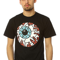 Mishka The Stained Glass Keep Watch Tee in Black : Karmaloop.com - Global Concrete Culture
