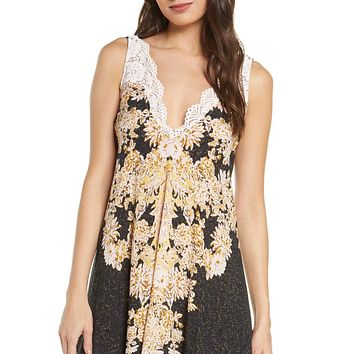 Free People - Morning Sun Slip Dress - Pewter