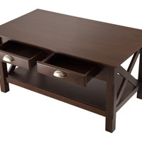 Xola Coffee Table With 2 Drawers