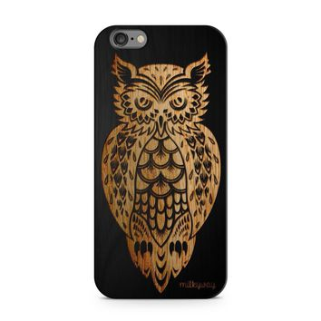 Black Bamboo - Tribal Owl