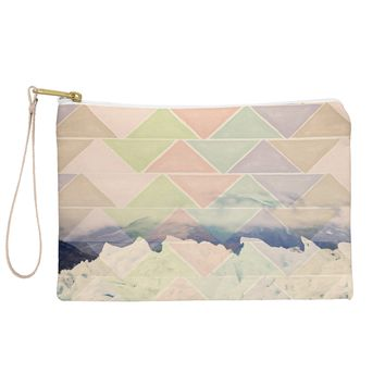 Maybe Sparrow Photography Geometric Alaska Pouch