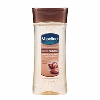 Vaseline Total Moisture Cocoa Radiant Vitalizing Body Gel Oil with Pure Cocoa Butter