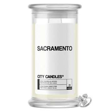 Sacramento | City Candle®