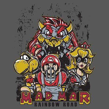 Mad Mar Rainbow Road T-Shirt