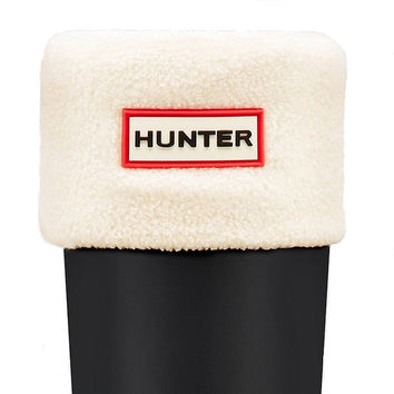 Hunter Boot Sock - Cream Tall Boot Sock
