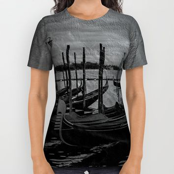 Venice II All Over Print Shirt by VanessaGF