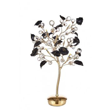AM9984T ROSES TABLE LAMP