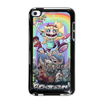 DISNEY STAR VS THE FORCE OF EVIL iPod Touch 4 Case Cover