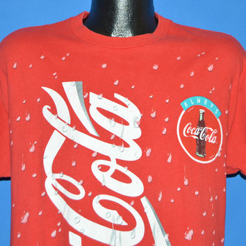 90s Coca Cola Coke Can t-shirt Medium