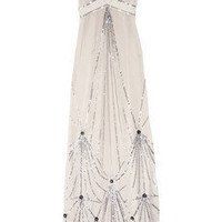 ALICE by Temperley | Ella sequined chiffon gown | NET-A-PORTER.COM