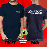 ZEPHYR COMPETITION TEAM. Lords of Dogtown. Mens Cotton T-shirt. Cool!!!