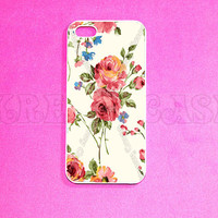 iPhone 5s case, Floral Pattern iphone 5 case, dandelion iphone case, iPhone 4 case, Cover for iphone, iPhone 5c Case, Cute iPhone 5c Case