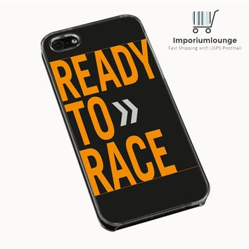 KTM Ready To Race IPhone 4| 4S Cases