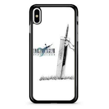Final Fantasy 2 iPhone X Case