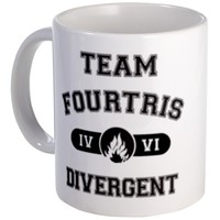 Divergent - Team FourTris Mug