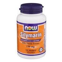Now Foods Silymarin 150 mg 120 Vcaps