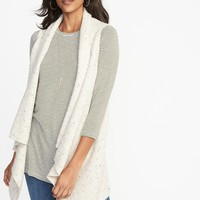 Textured-Knit Sweater Vest for Women | Old Navy