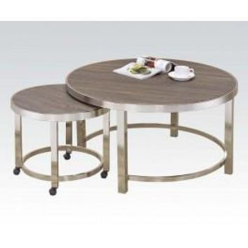 80385 Elwyn 2Pc Coffee Table