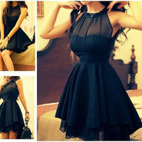 Sleeveless Little Black Dresses