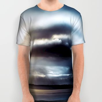 Welcome All Over Print Shirt by HappyMelvin | Society6