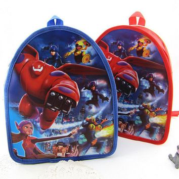 Children's school bags super cute little backpack snack Marines loaded kids