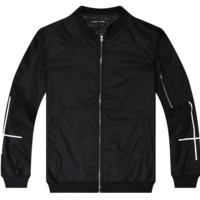 Thickening Cross Jacket