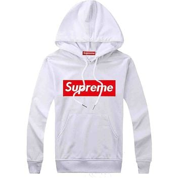 Trendsetter Supreme Women Men Fashion Casual Top Sweater Pullover Hoodie