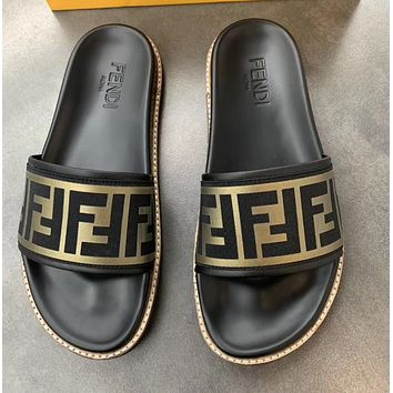 Fendi Slippers Shoes