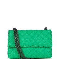 Olimpia small intrecciato leather shoulder bag | Bottega Veneta | MATCHESFASHION.COM US