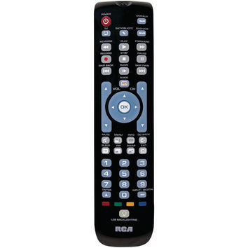 4-Device Universal Remote, Controls up to 4 devices including TV, satellite/cable/DTC, DVD/VCR & DVR/aux, Picture-in-Picture/swap, RCRN04GR