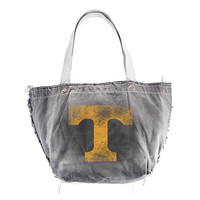 Tennessee Volunteers NCAA Vintage Denim Tote