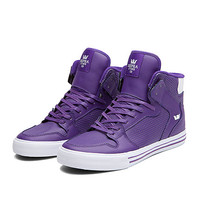VAIDER PURPLE - WHITE