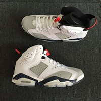 Air Jordan 6 Tinker Men Basketball Shoes