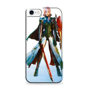 Lightning Final Fantasy XIII-2 iPhone 6 | iPhone 6S case