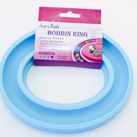 Sky Blue Bobbin holder Sew Mate, Sewing Bobbin Holder, Bobbin Storage, Sewing Accessory, Craft Supply