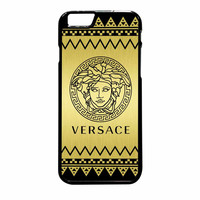 Versace Chevron Gold Edition iPhone 6 Plus Case