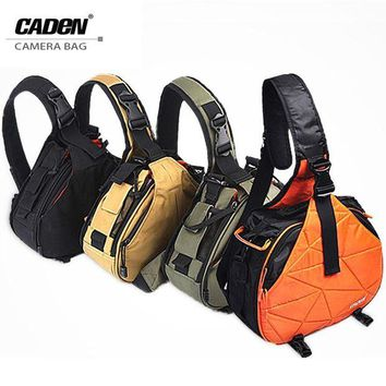 DCCKB6F Sling Shoulder Cross Camera Bags