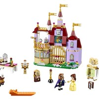 Castle Building Blocks Girl Kids Toys