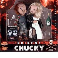McFarlane Toys Movie Maniacs Series 2 Deluxe Boxed Set Bride of Chucky