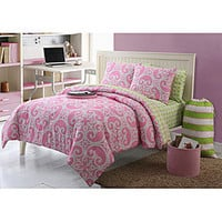 Kendall 11-piece Dorm Room in a Bag with Sheet Set | Overstock.com
