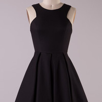 Dinner Party Dress - Black